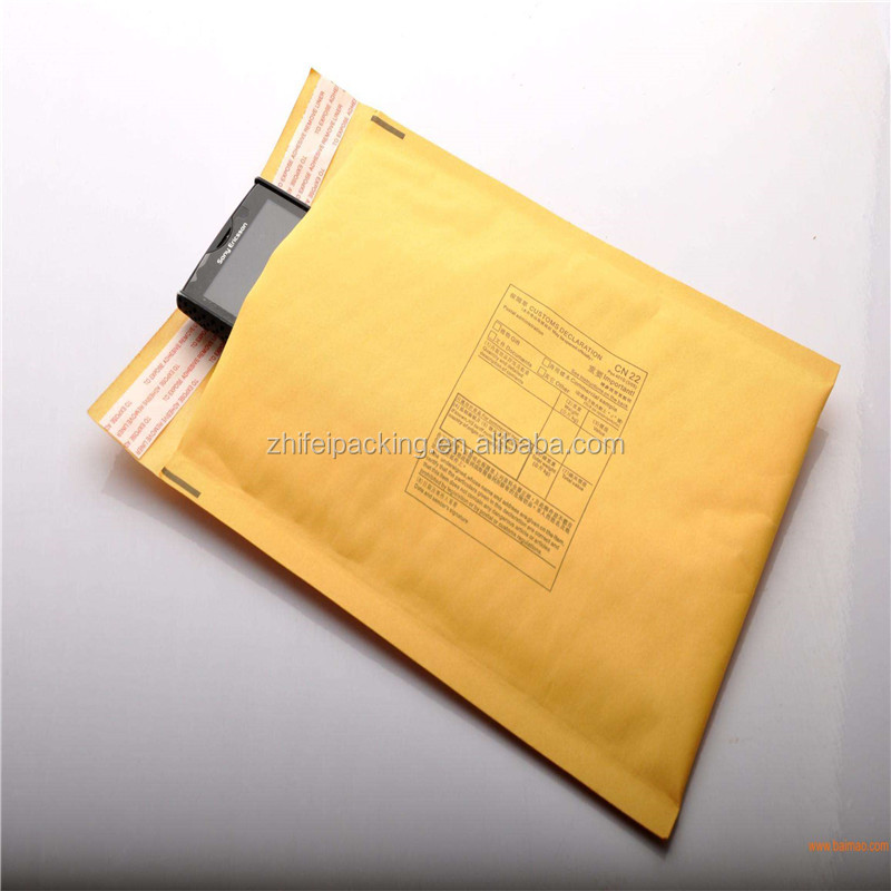 High Quality Kraft Bubble Mailers Padded Envelopes