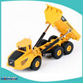 Alloy engineering car loading and unloading loading and unloading vehicle toy model gift ornaments