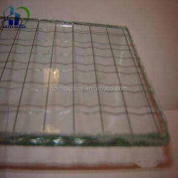 Beste Qualität Drahtgeflecht Glasscheiben,Laminiert Draht Glas ...