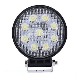 "best price 4"" spotlight 12v led work light corded for truck grills"