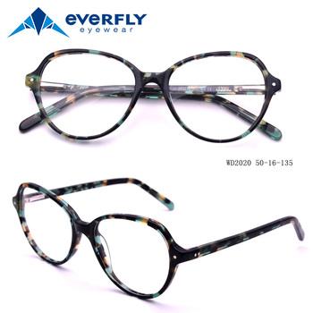 0b596b8ca6 new trend acetate eyeglass 2018 fashion eyeglass women eyewear oval optical  frames