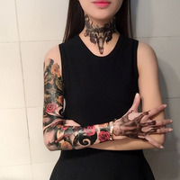 Cheap Price Temporary Tattoo Full Arm Large Fashion Tattoo Sticker