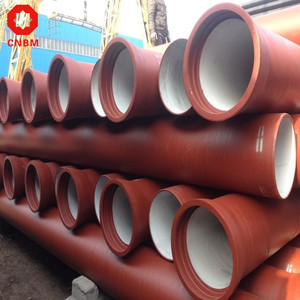 Factory Price ISO2531 BS EN545 BS EN598 BS4772 Ductile Iron Pipe And Fitting