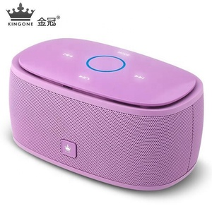 2018 Best Selling Portable Wireless Mini Bluetooth Speaker kingone 5 speaker