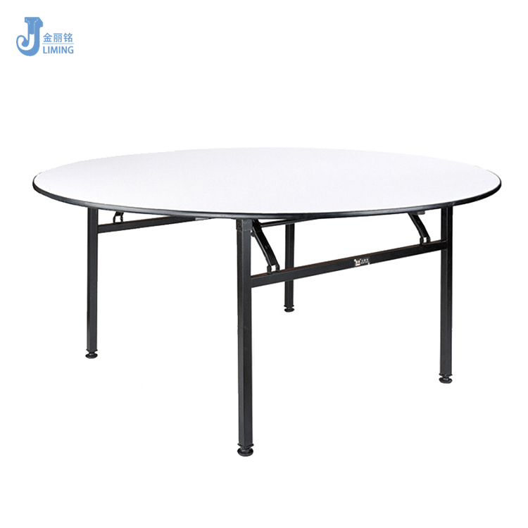 Restaurant Used round banquet table for sale