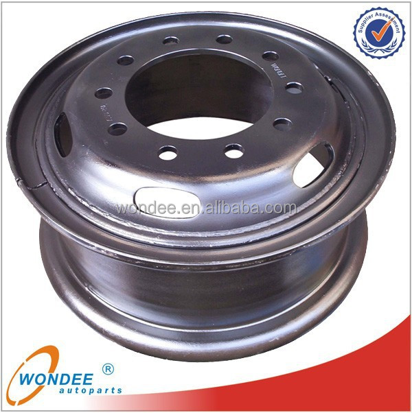 WONDEE High Quality Steel Wide Truck Wheels
