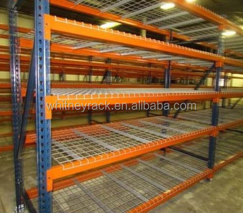 CE certificate printing plate racks,pole system rack,pallet racking weight capacity