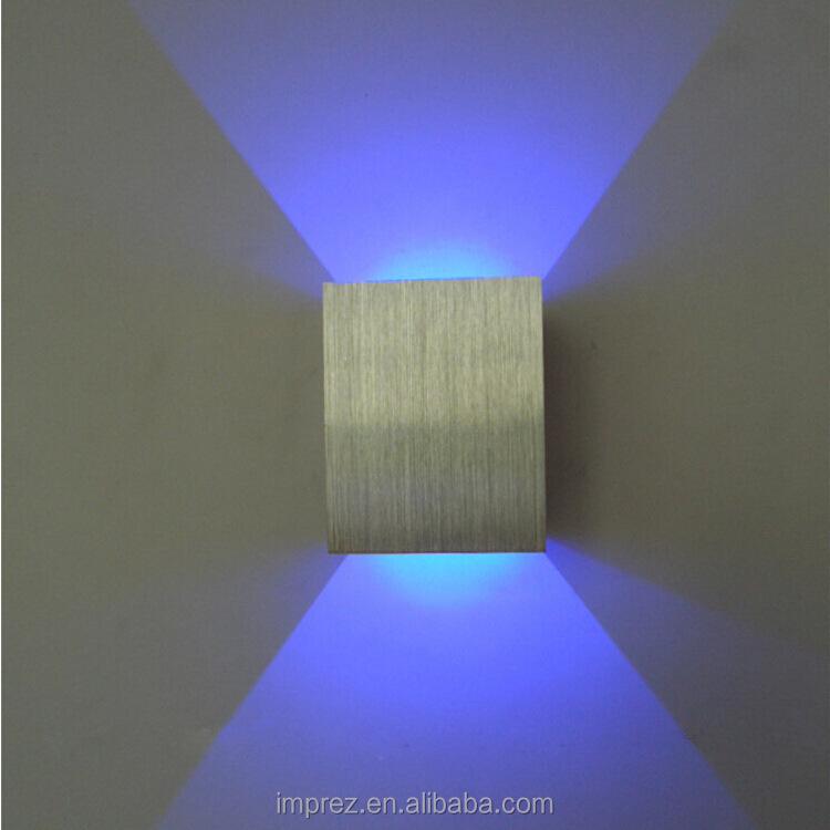 Up and down led wall light 1x3w wall led spot light recessed in up and down led wall light 1x3w wall led spot light recessed in ceiling wall lamp aloadofball Choice Image