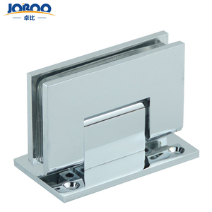 Provide customized frameless shower hinges / Curve Glass Shower Door Hinge