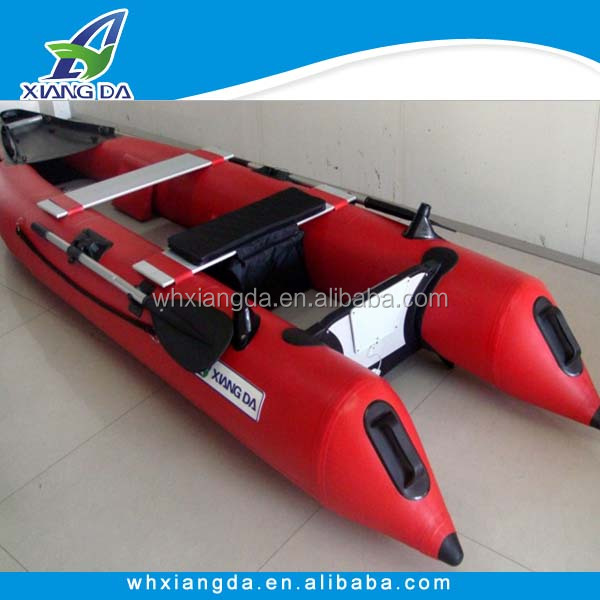 kayaks de p che cor e pvc tube gonflable bateau avec moteur lectrique bateaux d 39 aviron id de. Black Bedroom Furniture Sets. Home Design Ideas