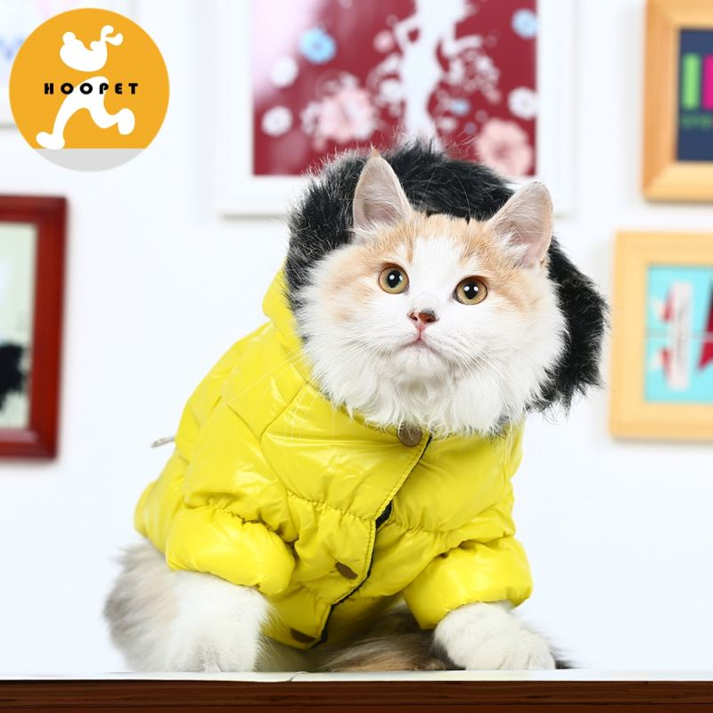 Three colors winter skiing clothes in fashion dog down jacket