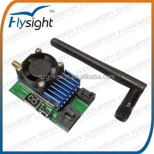 Flysight Wholesale Radio Remote Control 5 8ghz 7km Long Range 32ch Wireless  Fpv Transmitter Receiver Made In China - Buy Flysight Wholesale Radio