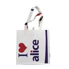 Wholesale Eco Shopping Bag Reusable Cloth Fabric Grocery Packing Recyclable Tote Handbag ,shopping non woven bag