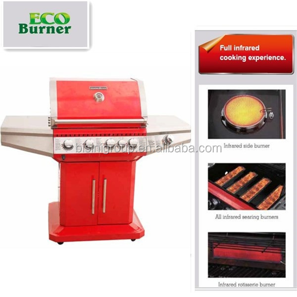 Eco infrared barbecue grill (BF10-M562)