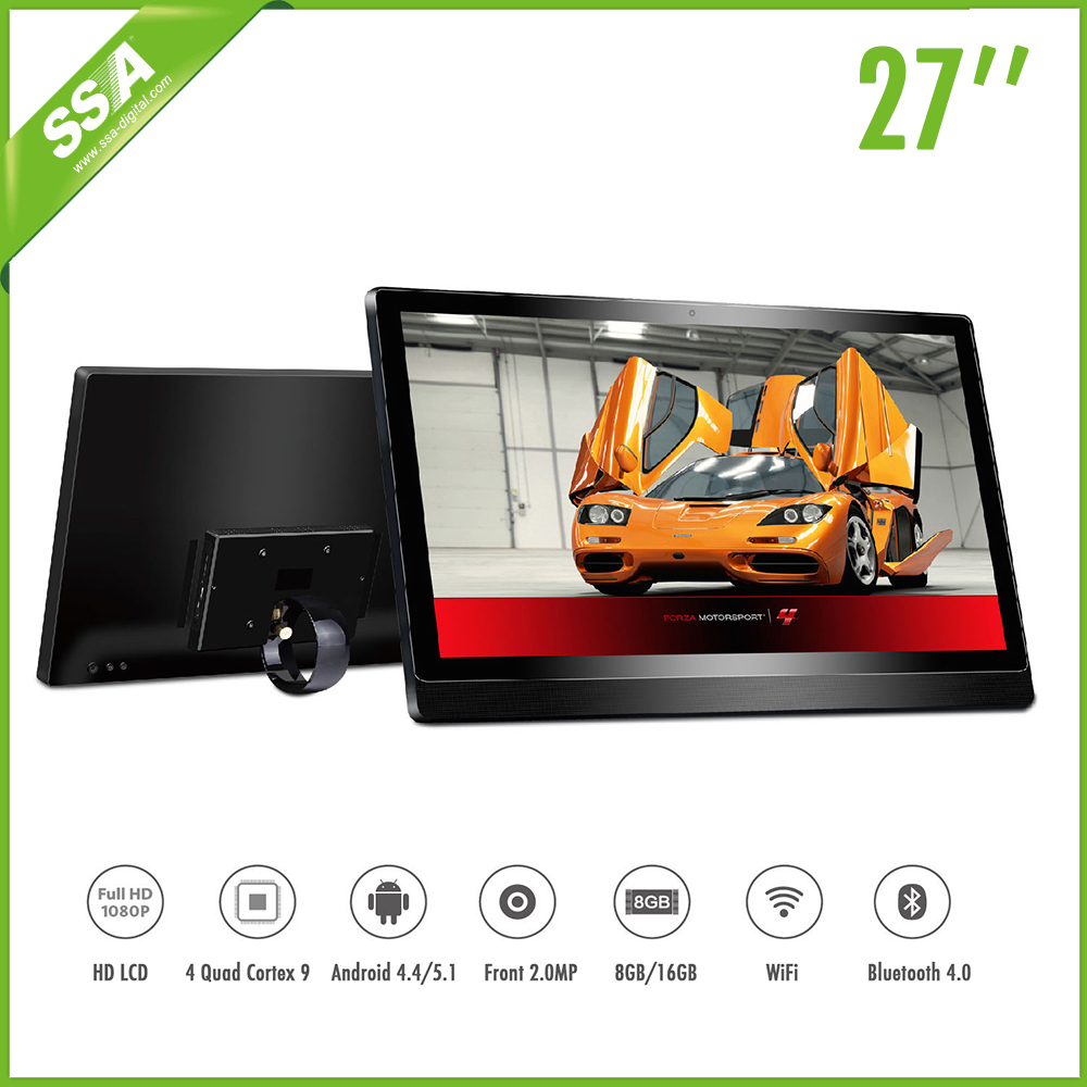 bulk products from china 27 inch andriod quad core tablet shenzhen android tablet