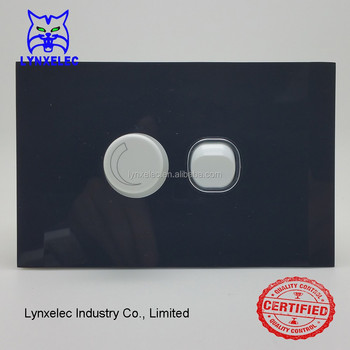 Led Dimmer Switch For Leading Or Trailing Load Glass Plate Panel ...
