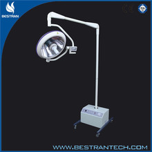 BT-500/E Four wheels medical floor surgery light theater