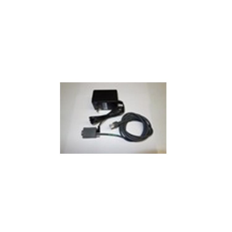 Symbol Motorola Barcode RS232 Serial Cable CBA-R01-S07PAR Power Supply