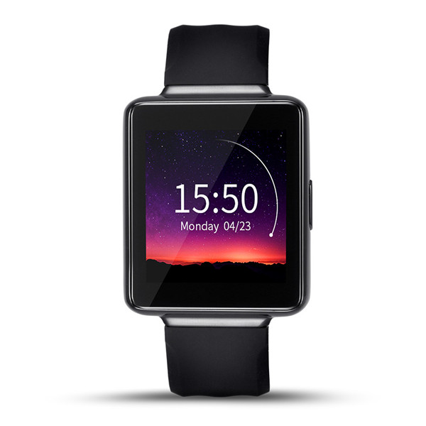 2016 new bluetooth 3g wifi smart watch gps location smartwatch phone android 5.1 with google map