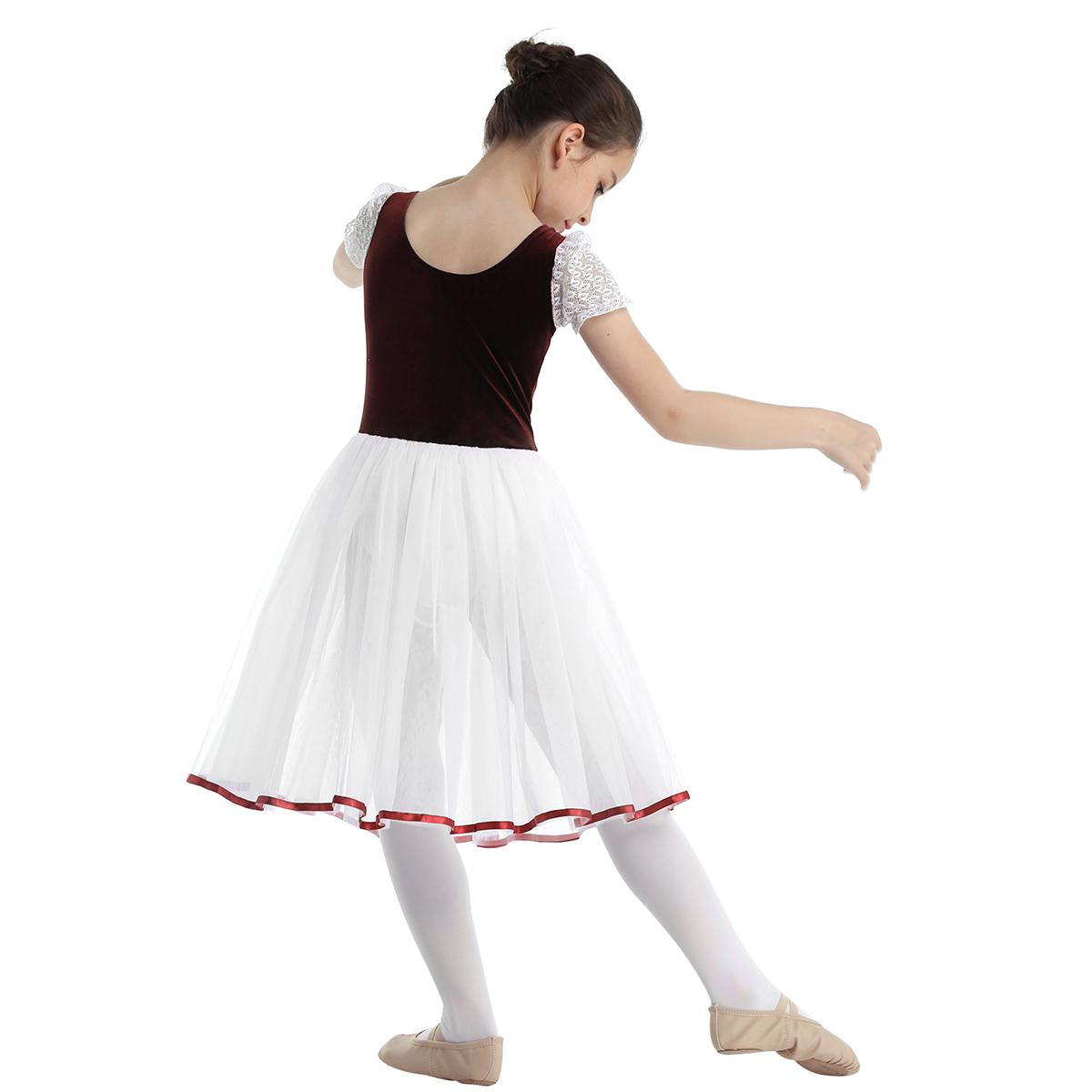 Ballett Tutu Für Mädchen Neue Sommer Kurzarm Kinder Tanzen: Großhandel Iixpin Romantische Tutu Giselle Ballett Kostüme