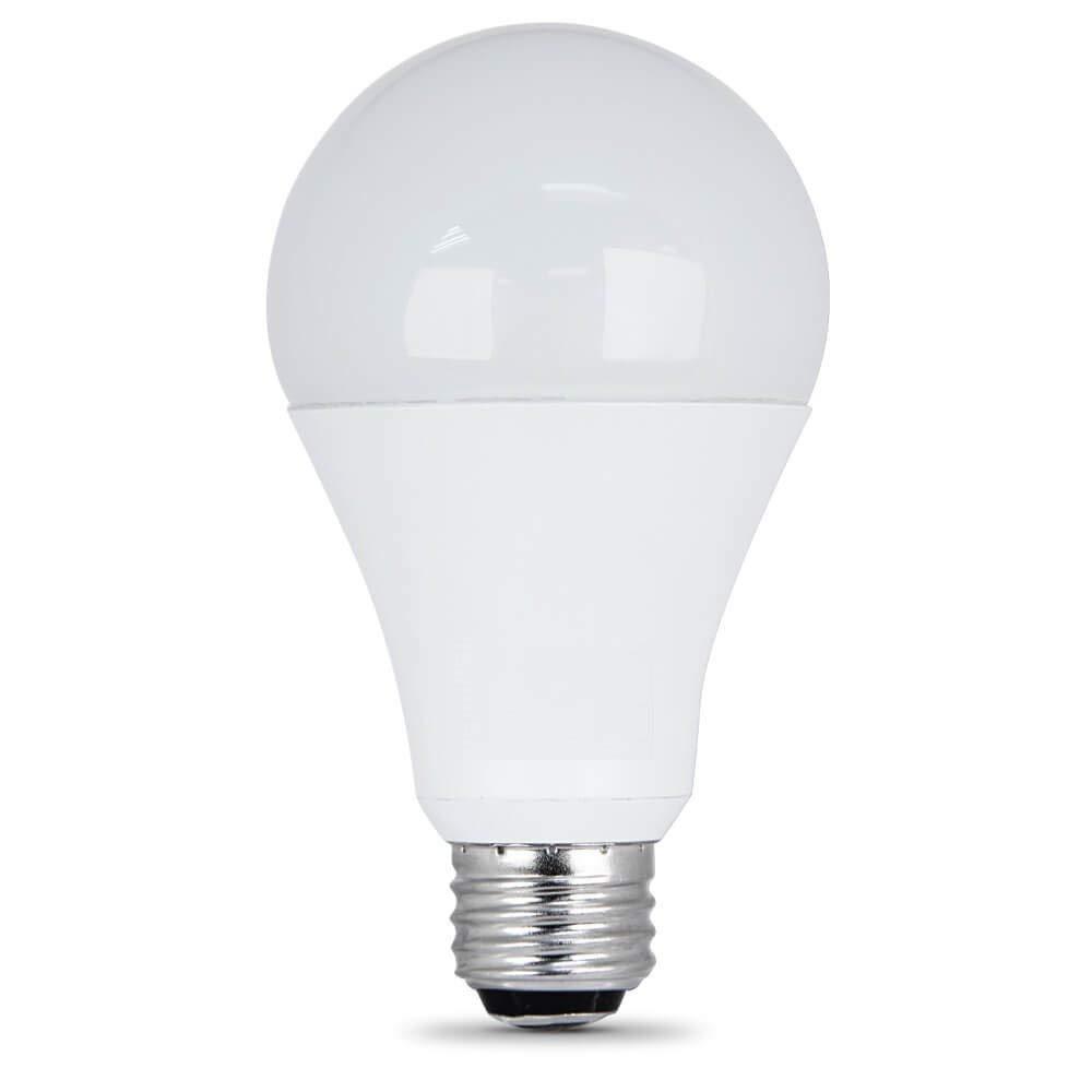 Ciata Lighting A50/150/850/LEDG2 50/100/150W Equivalent Daylight 3-Way LED Light Bulb 2 Pack