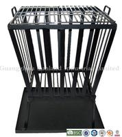 Amazon best sell metal outdoor fire basket with discount