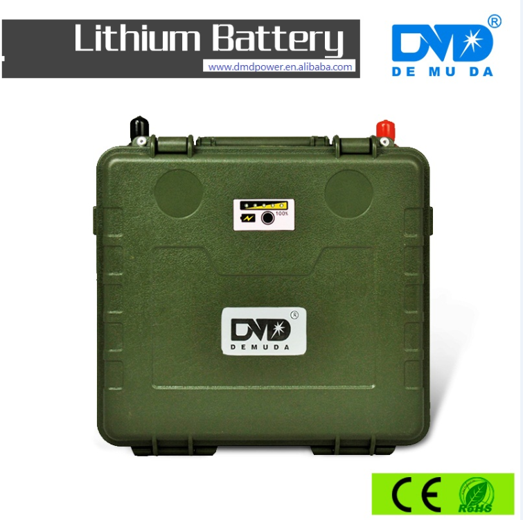 Solar Battery Pack Rechargeable 12V 400Ah Lithium Ion Battery