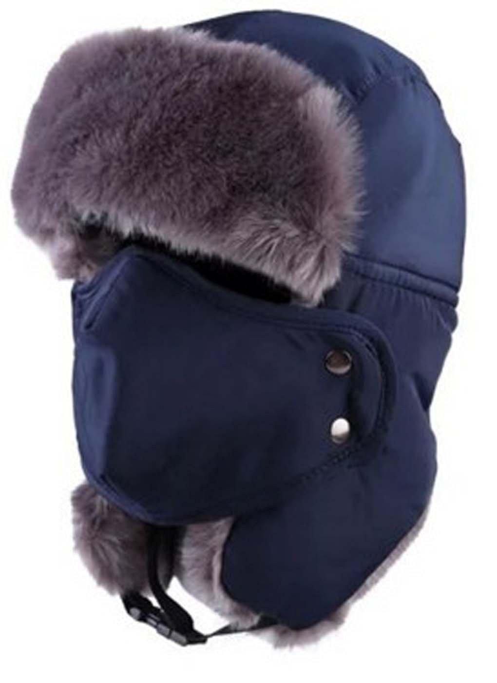 Moonbeauty Unisex Winter Ear Flap Hat Trooper, Trapper, Hunting Hat