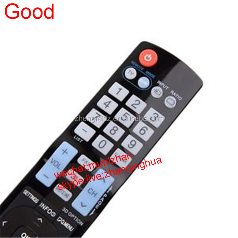 High Quality Bbk Dvd Remote Control Rc027-05 Dv605 603 509u 709k ...