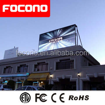 Outdoor Led Advertising Screen Price P16 Big Led Display 8years ...