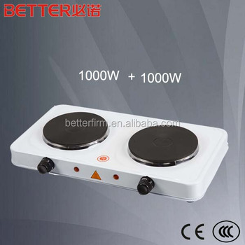 2500w Portable Electric Camping Stove