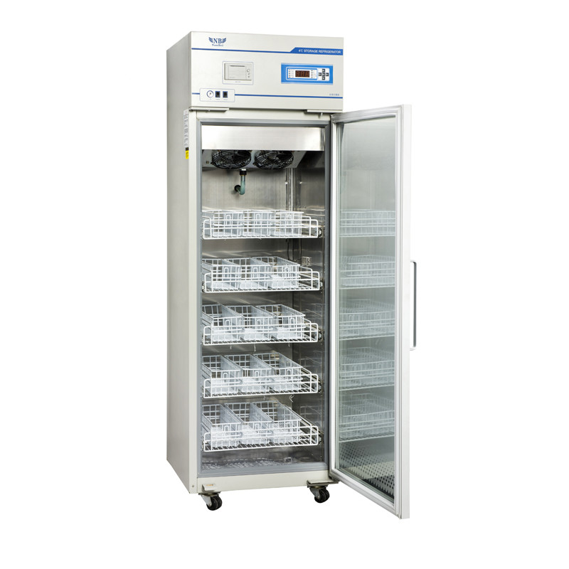 Medical Cryogenic Equipments blood freezer with 358L