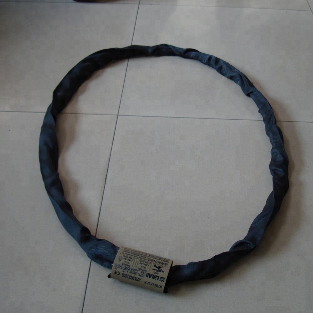 China Round Wire Rope Sling, China Round Wire Rope Sling ...