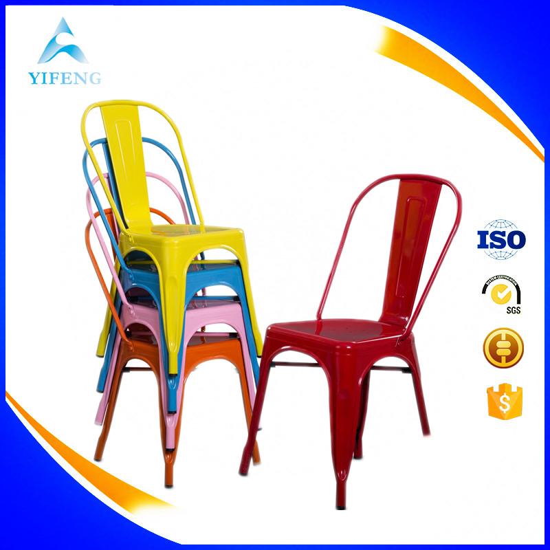 Chaise metal industriel pas cher mobilier style - Chaise industrielle pas chere ...