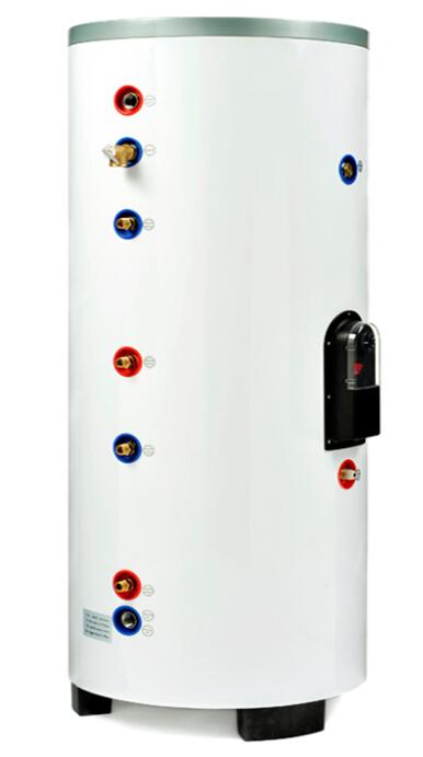Pressurizzato serbatoio acqua per il riscaldatore di acqua for Serbatoio di acqua di rame