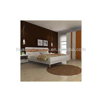 estilo de diseo minimalista nico en la cama muebles baratos madera maciza cama de matrimonio