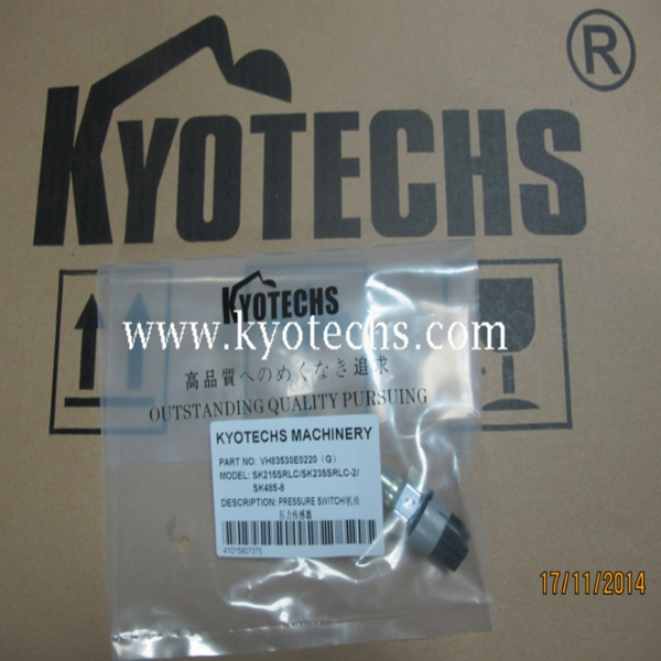 BETEREXCAVATOR PRODUCTS PRESSURE SWITCH FOR VH83530E0220 SK215SRLC SK235SRLC-E SK485-8