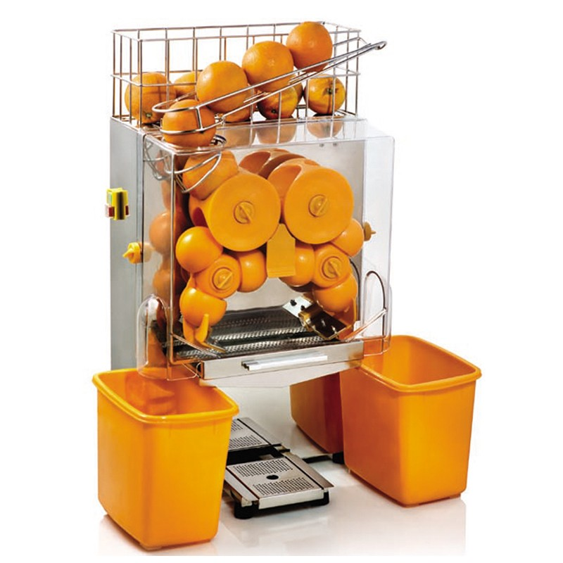 China New industrial orange juicer machine with fresh juice