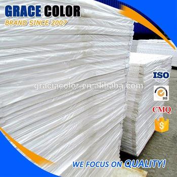 Forex classic pvc foam board white