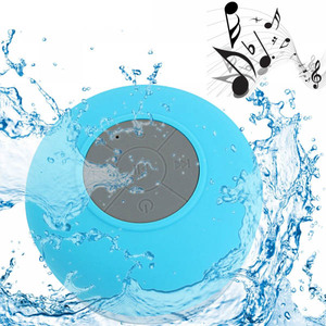 new model outdoor party brief design perfect durable stereo big sound speaker for shower