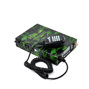 China dual band manpack 25W ham mobile radio