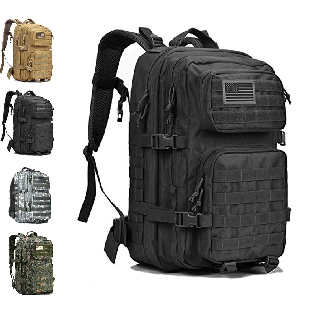 FREE SAMPLE Military Tactical Assault Pack Backpack Army Molle Bug Out Bag Backpacks Small Rucksack for Outdoor Hiking Camping