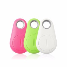 Anti-lost GPS Locator Alarm Smart Tag Wireless BT GPS Activity Key Tracker Finder