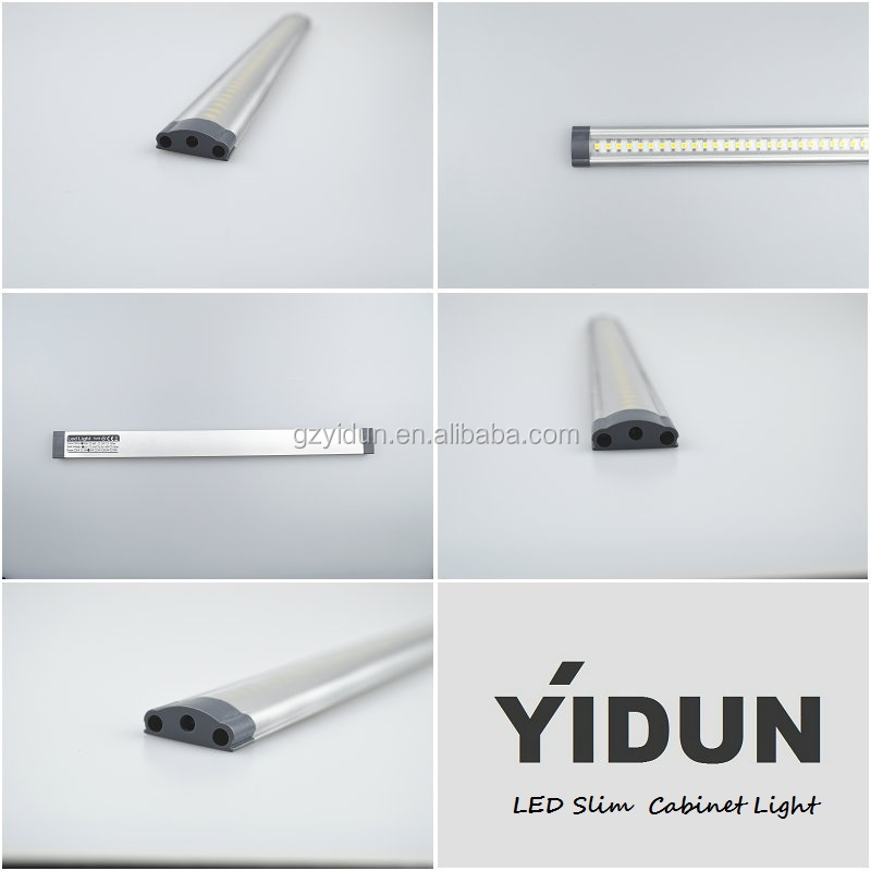 Usb Rechargeable Lithium Battery Led Cabinet Light Sensor,Led ...