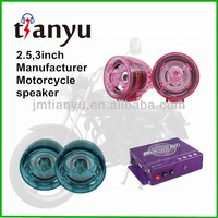China manufacture motorcycle MP3 with transparent lightning speaker vespa et4