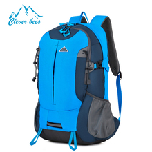 School Laptop Leather Backpack/outdoor travel backpackMountaineering backpack