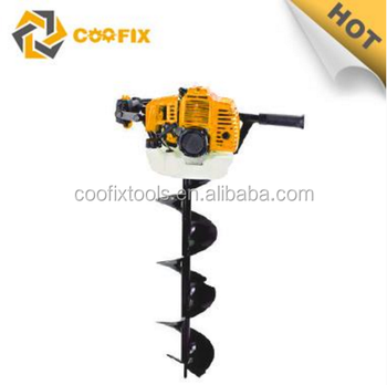 Gas Powered Post Gasoline Hole Digger Borer Earth Auger Drill Buy