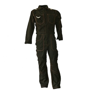 Jean Style Safety Work Suit Uniform Coverall