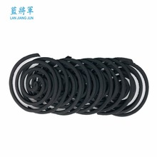 Household perfume black smokeless china purple mosquito coil