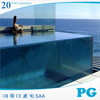 PG High Standard Cast Acrylic Clear for Swimming Pool